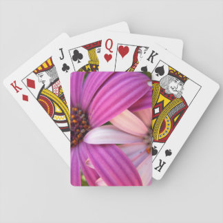 Daisy Duo Playing Cards