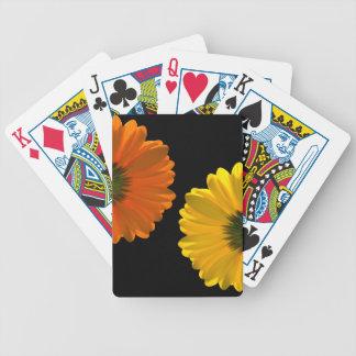 Daisy Duo Poker Deck