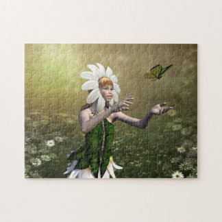 Daisy Fairy Jigsaw Puzzle