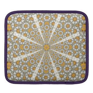 Daisy Fields Mandala iPad Sleeves