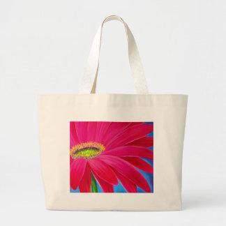 DAISY FLOWER ART - MULTI CANVAS BAG