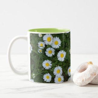 Daisy Flower Mug