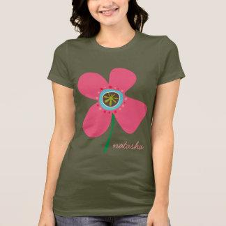 Daisy Flower Pop Fun Summer Daisies Whimsical Cute T-Shirt