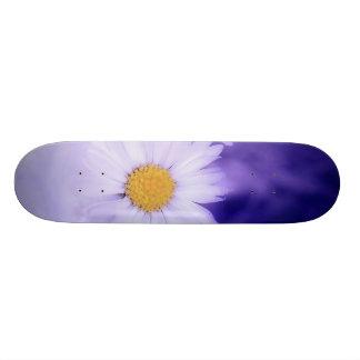 Daisy Flower Custom Skateboard