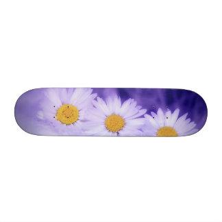 Daisy Flower Skate Board Deck
