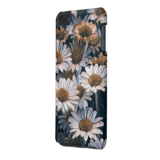 Daisy flowers iPod touch 5G cover