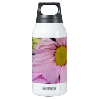 Daisy Flowers Peace Love Destiny Insulated Water Bottle