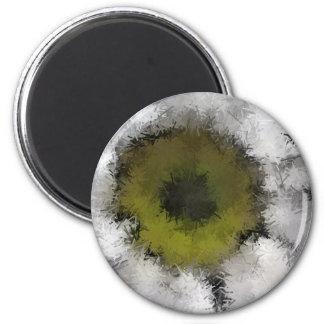 Daisy Fur magnet