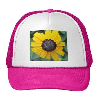 Daisy Garden Flower Gloriosa Mesh Hat