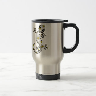 Daisy Gecko Lizards Travel Mug