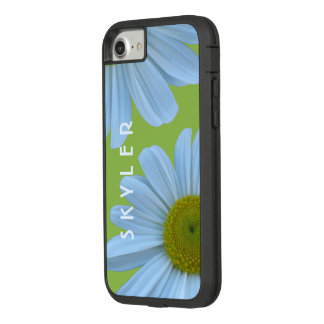 Daisy Greenery Floral ifon8 Fun Green And White Case-Mate Tough Extreme iPhone 8/7 Case
