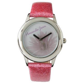 Daisy Haze Personalized Watch