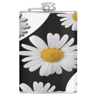 Daisy Hip Flask