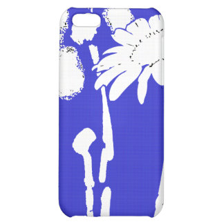 Daisy in Blue iPhone 5C Case