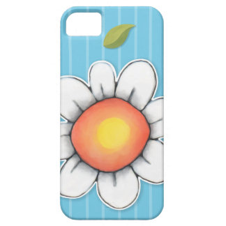 Daisy Joy blue iPhone 5 ID/Credit Card Case