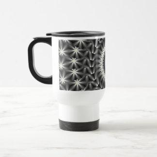 Daisy Kaleidoscope Travel Mug