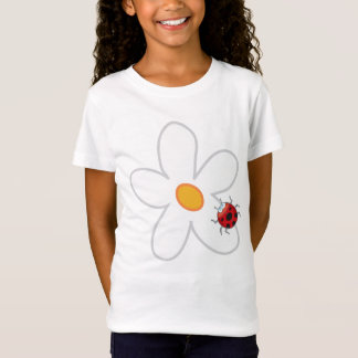 Daisy & Ladybug Fun Cute Sweet Custom Gift T-shirt