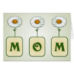 Daisy Mom Card