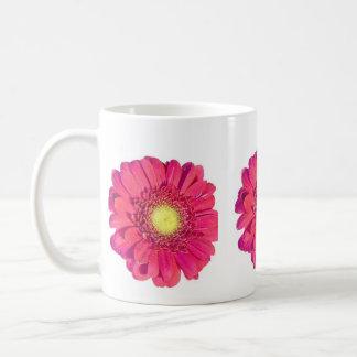 Daisy mus basic white mug