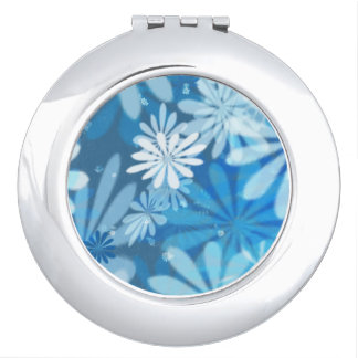 daisy party makeup mirror