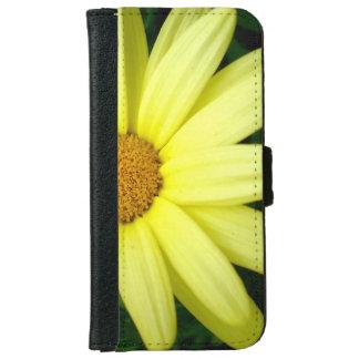 Daisy Petals iPhone 6 Wallet Case