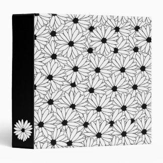 Daisy Storm Pattern Binder