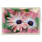 Daisy Swirl-customize any occasion Card
