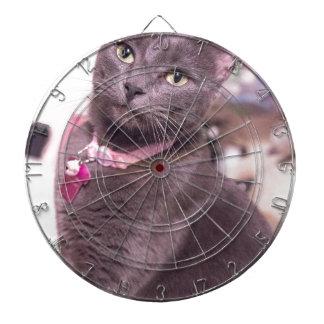 Daisy the Cat Dartboard