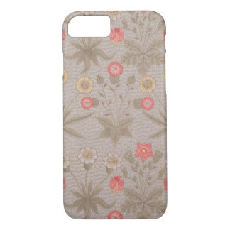 'Daisy', the first wallpaper designed by William M iPhone 7 Case