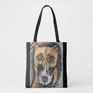 Daisy Tote Bag (Customizable)