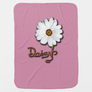 Daisy Two Baby Blanket