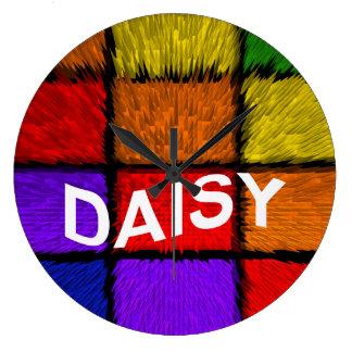 DAISY WALLCLOCKS