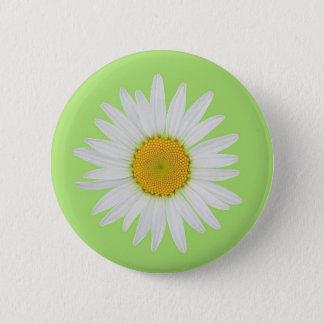 Daisy Wildflower Blossom Button