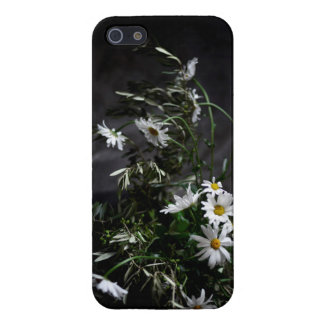 Daisy Wildflower iPhone 5/5S Matte Finish Case iPhone 5 Covers