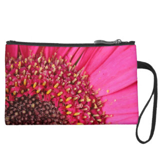 Daisy Wrist Bag/Clutch Wristlet Purses