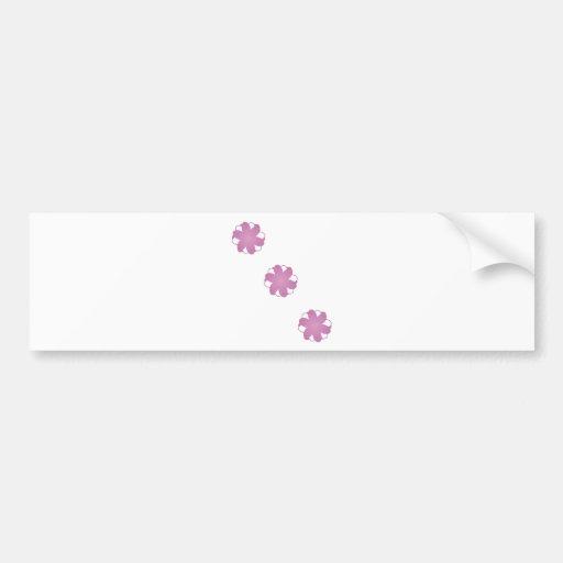 Daisydoos Bumper Sticker