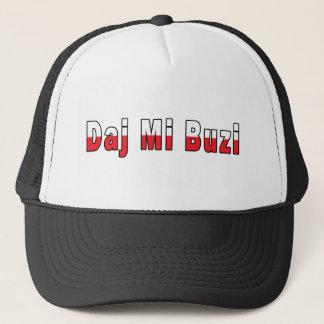 Daj Mi Buzi - Give me a Kiss Trucker Hat