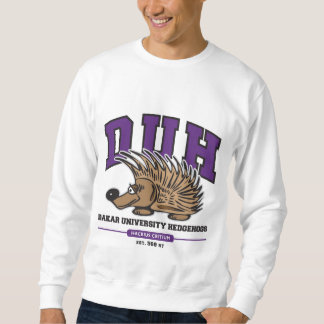 Dakar University Hedgehogs Sweatshirt