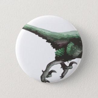 Dakotaraptor2 2 Inch Round Button
