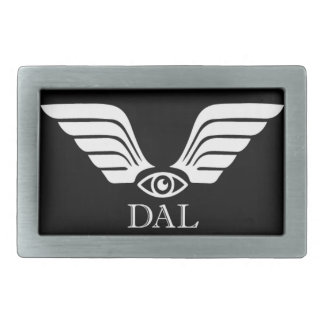 DAL Allegience Belt Buckle