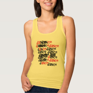 #DAL dance tank top for her