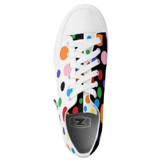 DAL Designer Unisex Circle Me Low Top Sneakers