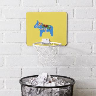 Dala Horse Mini Basketball Mini Basketball Hoop