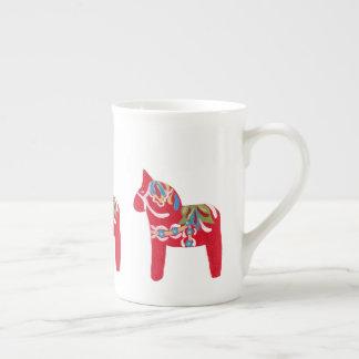 Dala Horse Tea Cup