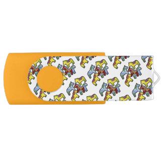 Dala Horse USB Flash Drive
