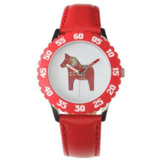 Dala Horse Watch