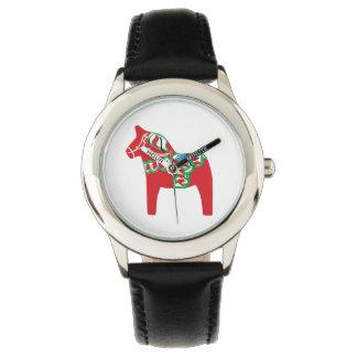Dala Horse Wrist Watch