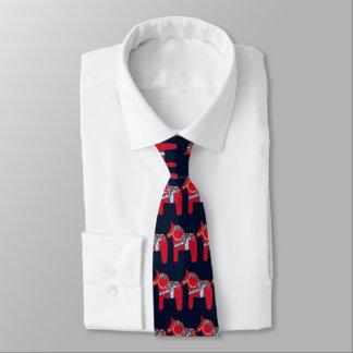 Dala Horses Tie