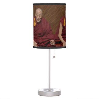 Dalai Lama Buddha Buddhist Buddhism Meditation Yog Desk Lamp