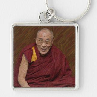 Dalai Lama Buddha Buddhist Buddhism Meditation Yog Keychain